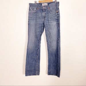 Big Star | The Buckle Union Bootcut Jeans 33L